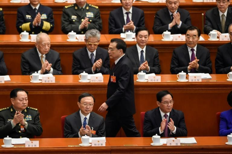 Li Keqiang has outlined tax cuts and a reduction in red tape to combat slowing growth