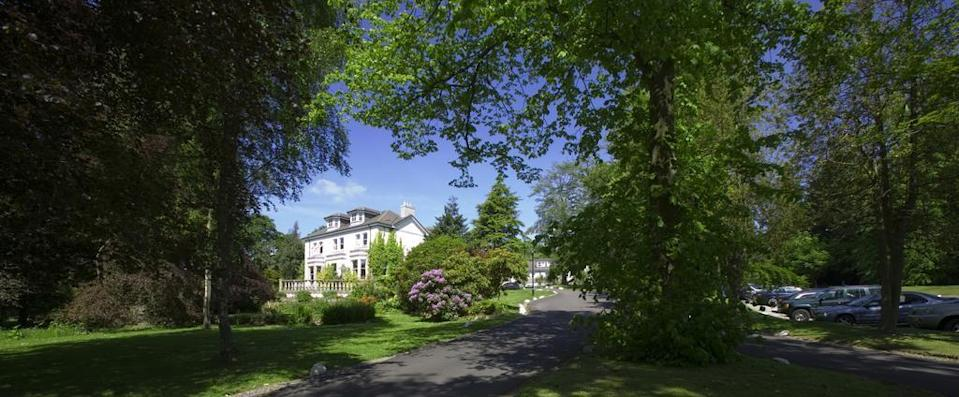 """<p>Housed in a grand Victorian manor house, <a href=""""https://go.redirectingat.com?id=127X1599956&url=https%3A%2F%2Fwww.booking.com%2Fhotel%2Fgb%2Fthe-marcliffe-and-spa.en-gb.html%3Faid%3D1922306%26label%3Dbest-hotels-scotland&sref=https%3A%2F%2Fwww.goodhousekeeping.com%2Fuk%2Flifestyle%2Ftravel%2Fg35120921%2Fbest-hotels-in-scotland%2F"""" rel=""""nofollow noopener"""" target=""""_blank"""" data-ylk=""""slk:The Marcliffe Hotel and Spa"""" class=""""link rapid-noclick-resp"""">The Marcliffe Hotel and Spa</a> has an ambience of quintessential Scottish elegance and is just two miles from Gordon Highlanders Museum, three miles from Aberdeen city centre and six miles from Cruickshank Botanic Garden.</p><p>Rooms and suites are uniquely furnished in a traditional or contemporary style with antique furniture. The fine dining, extensive wine cellar and vast collection of malt whiskies will delight both humble foodies and those who err on the side of food snobbery all at once.</p><p><a class=""""link rapid-noclick-resp"""" href=""""https://go.redirectingat.com?id=127X1599956&url=https%3A%2F%2Fwww.booking.com%2Fhotel%2Fgb%2Fthe-marcliffe-and-spa.en-gb.html%3Faid%3D1922306%26label%3Dbest-hotels-scotland&sref=https%3A%2F%2Fwww.goodhousekeeping.com%2Fuk%2Flifestyle%2Ftravel%2Fg35120921%2Fbest-hotels-in-scotland%2F"""" rel=""""nofollow noopener"""" target=""""_blank"""" data-ylk=""""slk:CHECK AVAILABILITY"""">CHECK AVAILABILITY </a></p>"""