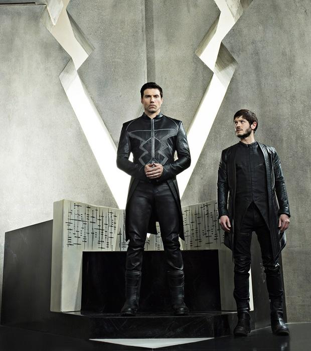Marvel's Inhumans season 1, episode 8 preview: … And Finally: Black Bolt