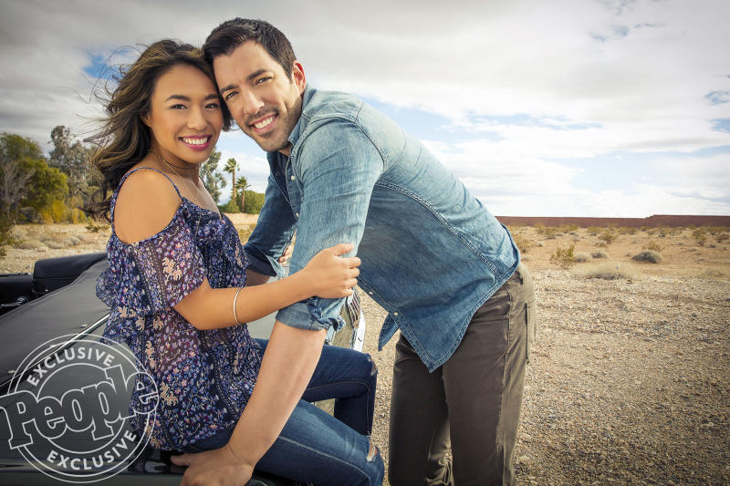 Property Brothers Wedding.Property Brothers Drew Scott Linda Phan Share All The Details Of