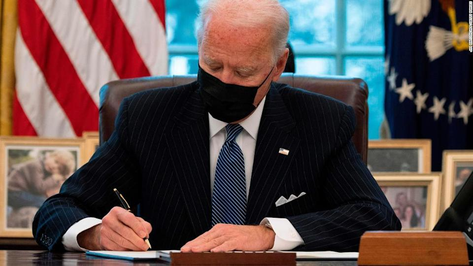 Biden Open to Scaling Down Stimulus Checks for Families Making More Than 0,000 Per Year — People, Don't Put Your Trust in the Big g-o-v, Put Your Trust in the Big G-O-D
