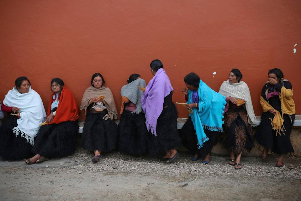 APTOPIX Mexico Referendum (Copyright 2021 The Associated Press. All rights reserved)