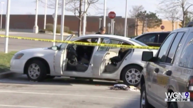 Toddler Shoots Pregnant Mom With Dad's Gun In Parking Lot