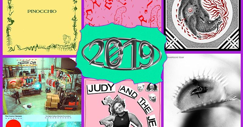 The 10 Best Punk and Garage Rock Albums of 2019