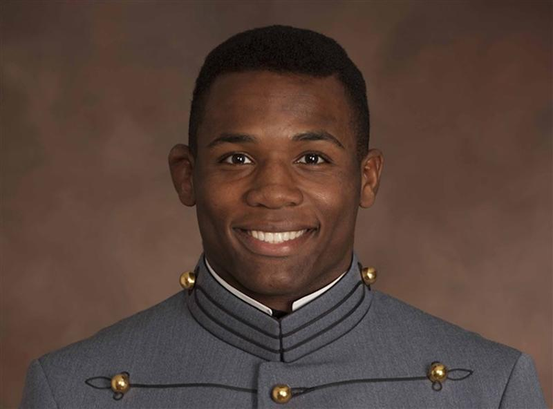 Christopher Morgan died last year in a training accident. (West Point)