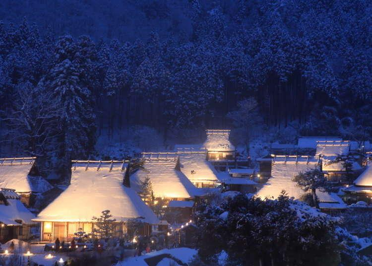 Snow in Kyoto: These 10 Fantastic Snowy Winter Views Will Have You Dreaming!