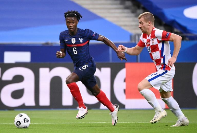 Eduardo Camavinga, France's youngest international in over a century