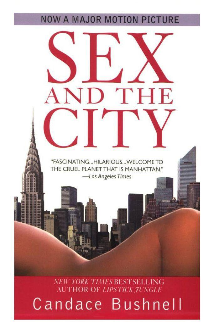 "<p>The show is based off of author Candace Bushnell's life in a collection of essays published as <em>Sex and the City</em>.<span class=""redactor-invisible-space""> However, Bushnell admits the show often <a href=""https://www.theguardian.com/film/2017/jul/03/candace-bushnell-sex-and-the-city-trump-tinder-new-york-city"" rel=""nofollow noopener"" target=""_blank"" data-ylk=""slk:embellished her storylines"" class=""link rapid-noclick-resp"">embellished her storylines</a>. </span></p>"