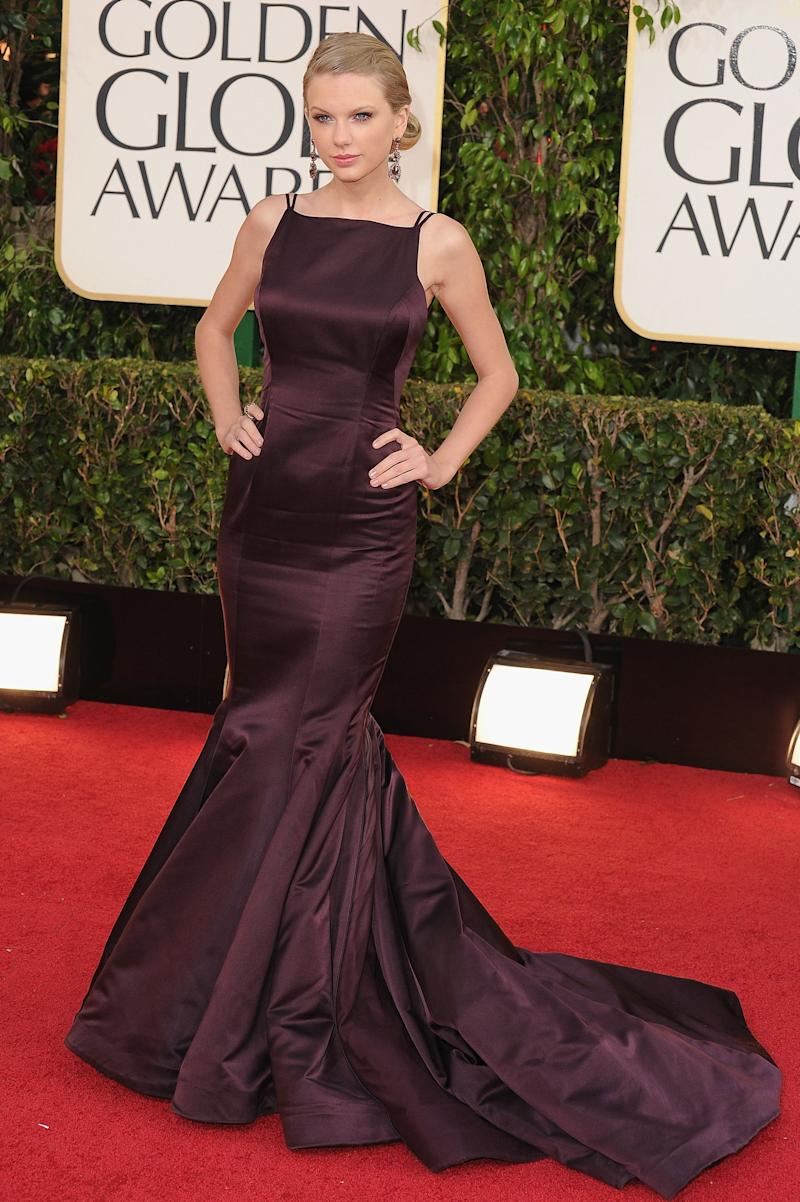 At the 70th Annual Golden Globe Awards on Jan.13, 2013, in Beverly Hills.
