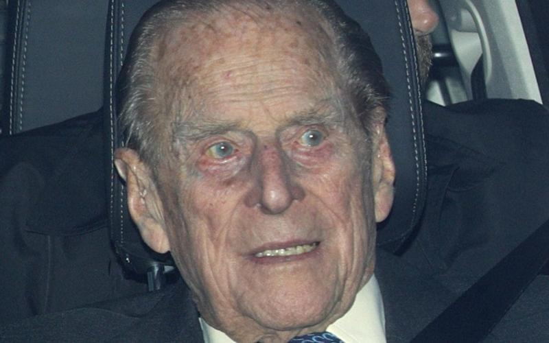 The Duke of Edinburgh told a mother-of-two injured in his car crash that he is 'deeply sorry' - PA