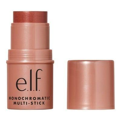 <p>Give your eyes, lips, and cheeks a flush of color with the <span>E.l.f. Monochromatic Multi Stick</span> ($4). It comes in eight gorgeous shades.</p>