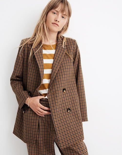 <p><span>Caldwell Double-Breasted Blazer</span> ($65, originally $168 (plus an extra 30 percent off with code GIGANTIC))</p>