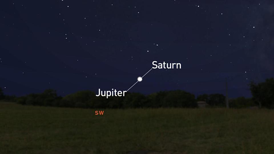 Keep watching the skies as Jupiter and Saturn continue their spectacular display