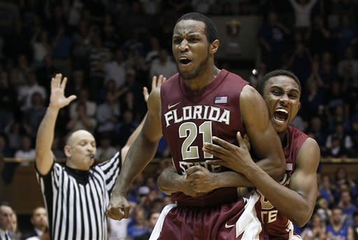 Florida State ends No. 4 Duke's home streak at 45