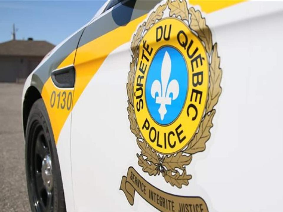 According to the Sûreté du Québec (SQ), the 27-year-old man shot and killed in a residence in Blainville is not known to police. (Luc Lavigne/Radio-Canada - image credit)