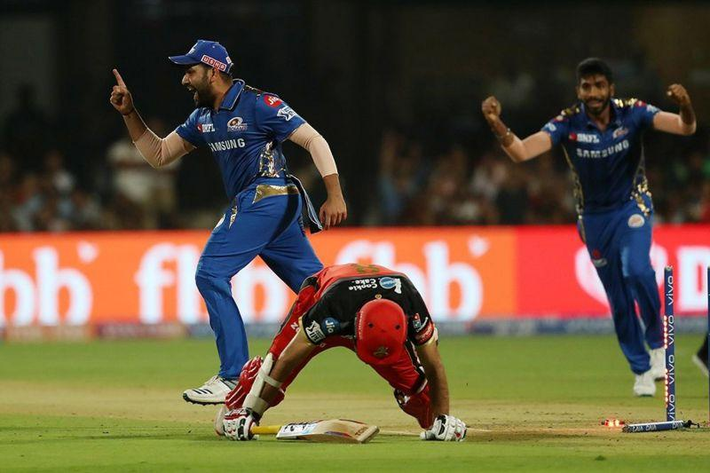 Mumbai Indians have a slight advantage since they are playing at home