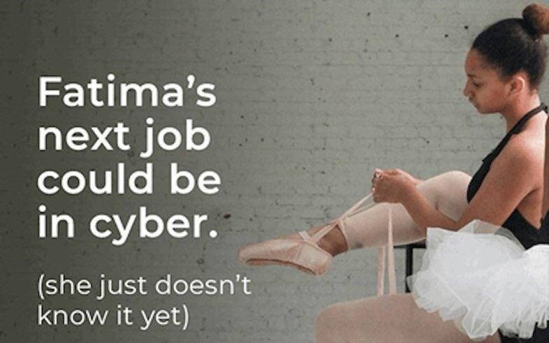 The recent campaign by the Government urging people to retrain into different jobs