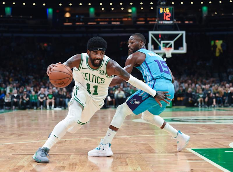 highlights from the boston celtics 115 112 win over the charlotte