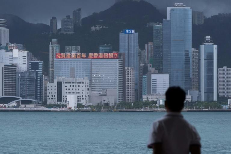With 90 million members, the Chinese Communist Party is ubiquitous on the mainland but in Hong Kong it has been all but invisible until now