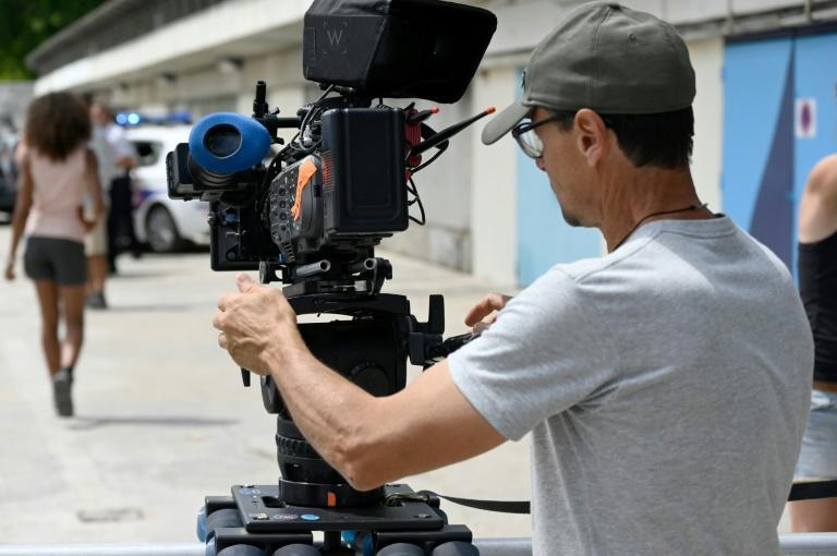 The number of films and series shot in the city has tripled in the last decade, according to local officials