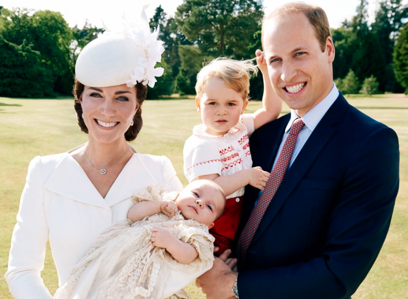 Prince Louis Christening Photos With The Royal Family Are Just So Sweet