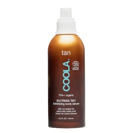 """<p><strong>Coola</strong></p><p>sephora.com</p><p><strong>$48.00</strong></p><p><a href=""""https://go.redirectingat.com?id=74968X1596630&url=https%3A%2F%2Fwww.sephora.com%2Fproduct%2Fsunless-tan-luminizing-body-serum-P441869&sref=http%3A%2F%2Fwww.marieclaire.com%2Fbeauty%2Fmakeup%2Fg1794%2Fbest-self-tanners%2F"""" target=""""_blank"""">SHOP IT</a></p><p>Summer is here, which means you need to avoid heavy, thick lotions unless looking like a grease ball is your vibe. This tanner comes conveniently in a serum form, which will<strong> glide right onto your skin leaving behind a luminous, lit-from-wthin glow</strong>. Its 100-percent clean formula is foolproof for sensitive skin, and incredibly hydrating. </p><p><strong>HOT TIP: </strong>Apply this directly after SPF. It's loaded with antioxidants like vitamins A, D, and E, which will double your protection from the sun and free radicals. </p>"""
