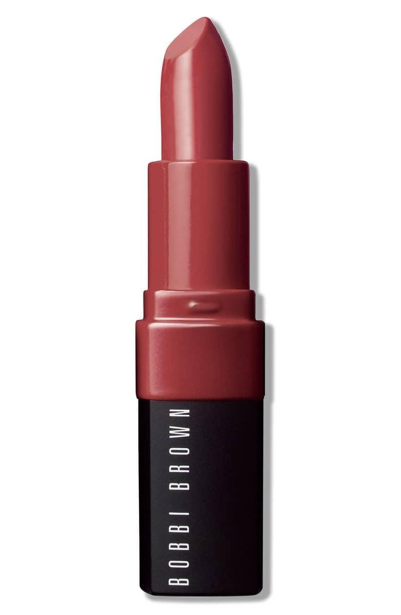 <p>Lovers of warm pinks will fall head over heels for <span>Bobbi Brown Crushed Lipstick in Cranberry</span> ($29).</p>