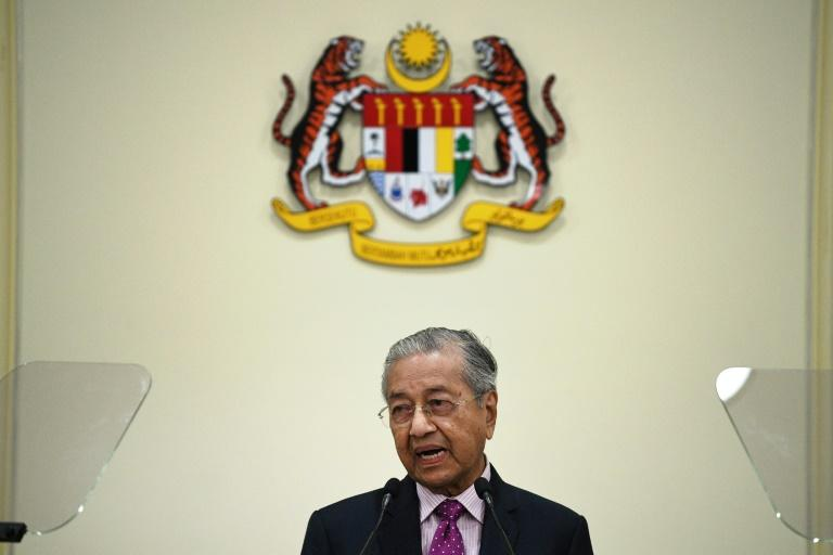 Malaysia's Mahathir Mohamad initially appeared to have lost a power struggle to a little-known ex-interior minister