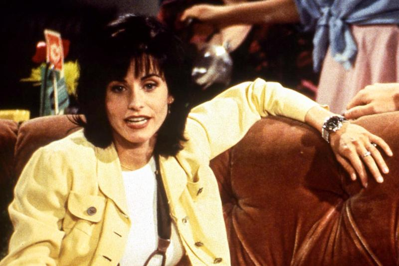 Friends co-creator reveals the Monica story NBC tried to cut