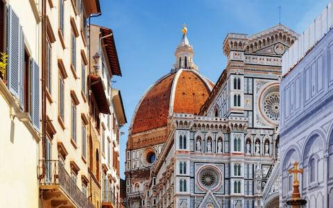 Duomo, Florence, Italy - Credit: efired/efired