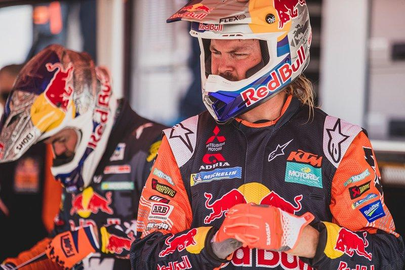 "#1 Red Bull KTM Factory Racing: Toby Price<span class=""copyright"">Red Bull Content Pool</span>"