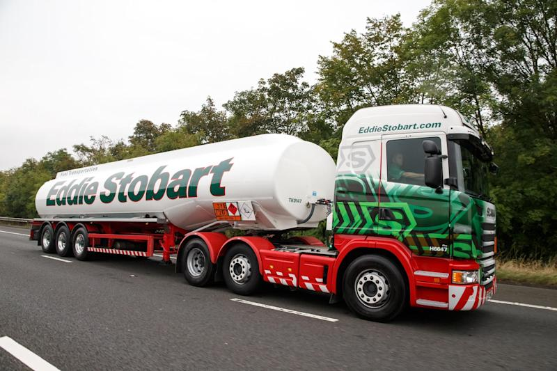 Eddie Stobart press image