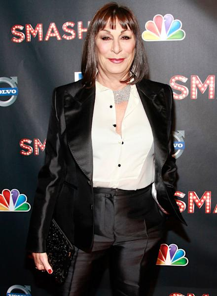 Anjelica Huston turns 61 on July 8.