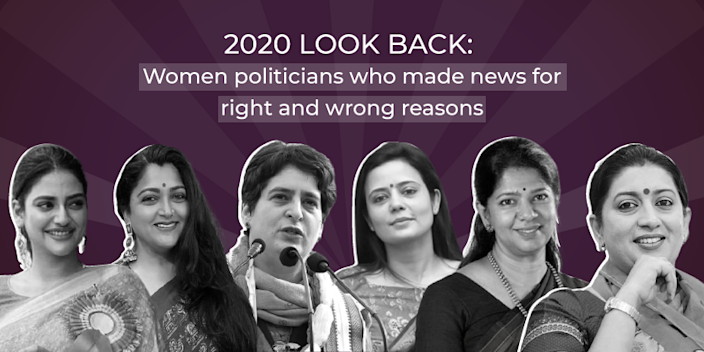 Women Politicians Who Made News for Right and Wrong Reasons
