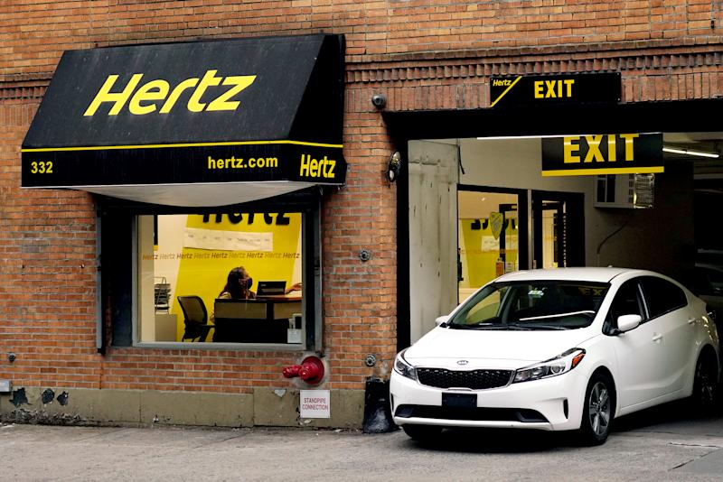 Hertz abandons plan to sell $500 million of 'worthless' stock after SEC review