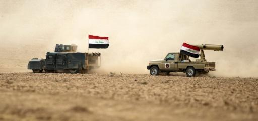Iraq forces launch operation to cut Mosul off from Syria
