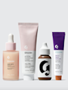 """This set has every Glossier product (except Boy Brow!) that I love. Super Glow is one of the only vitamin C serums that I manage to use regularly, the Priming Moistrurizer doesn't irritate my eczema-laden skin, and the Balm Dotcom—specifically in berry—is my favorite of the bunch. The only thing I haven't tried is the Perfecting Skin Tint, so I'm bagging this set on Cyber Monday to try it out. <em>—Shanna Shipin, commerce editor</em> $88, Glossier. <a href=""""https://www.glossier.com/products/special-3-perfect-canvas-set"""" rel=""""nofollow noopener"""" target=""""_blank"""" data-ylk=""""slk:Get it now!"""" class=""""link rapid-noclick-resp"""">Get it now!</a>"""