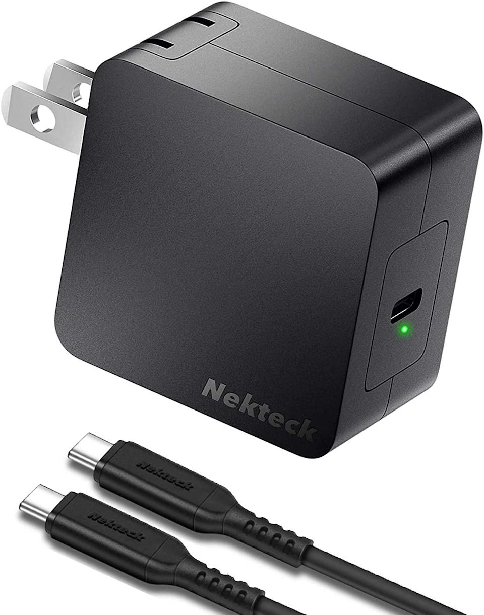 Nekteck 60W laptop charger, best laptop chargers
