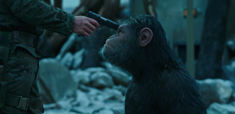War for the Planet of the Apes - Credit: 20th Century Fox