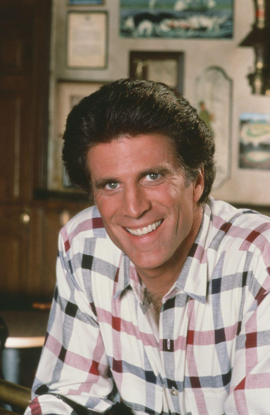 <p>America fell in love with Ted Danson on <em>Cheers—</em>and we think his full head of hair could have had something to do with that. It was just so...impressive.</p>