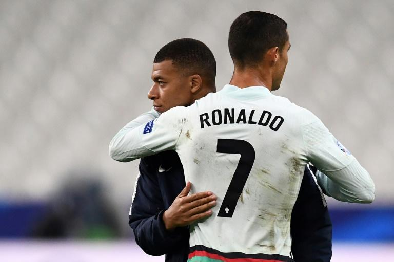 Star-studded France and Portugal in Nations League stalemate