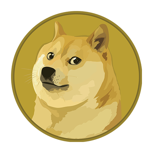 weirdest cryptocurrencies dogecoin logo