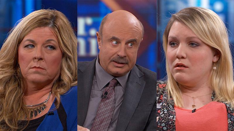 Dr. Phil To Mom And Pregnant Teen Daughter: 'You Guys Are Just Sabotaging Each Other'