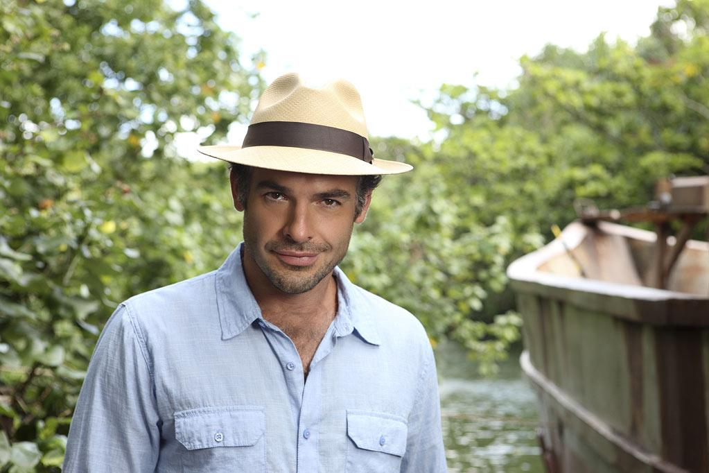 """Paul Blackthorne stars as Clark Quietly in """"The River."""""""