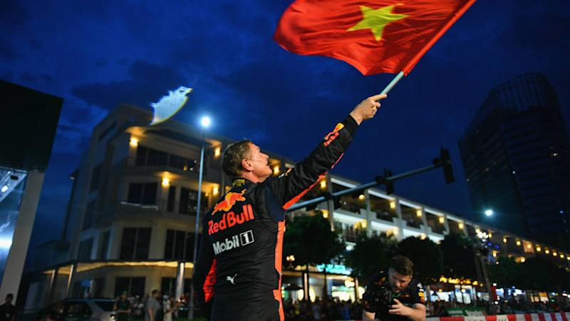 F1 ready to put a Vietnam GP on the calendar in 2020!