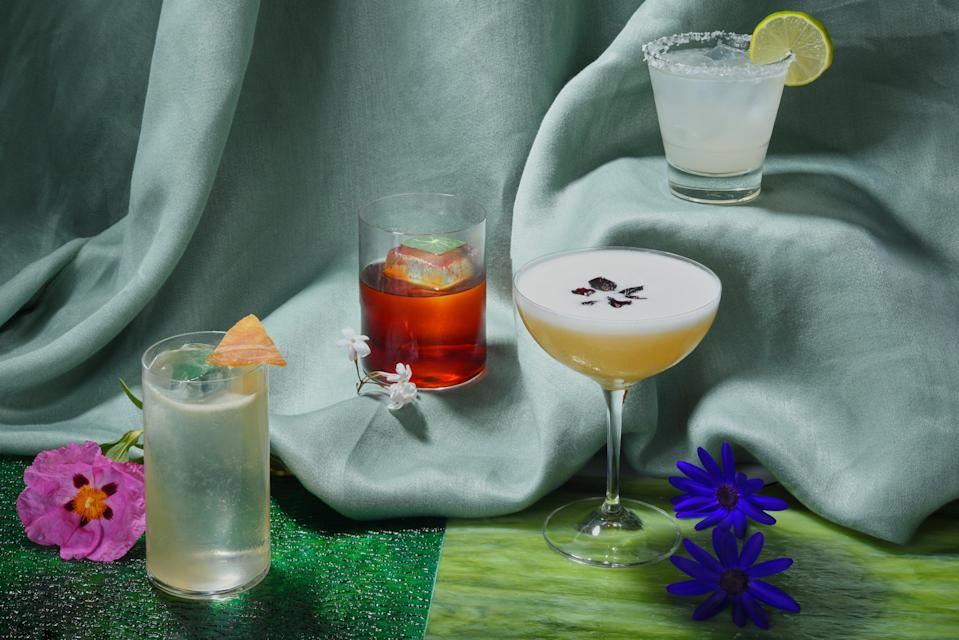 <p>Pour one out: this summer is set to be all about having fun</p> (Natasha Pszenicki)