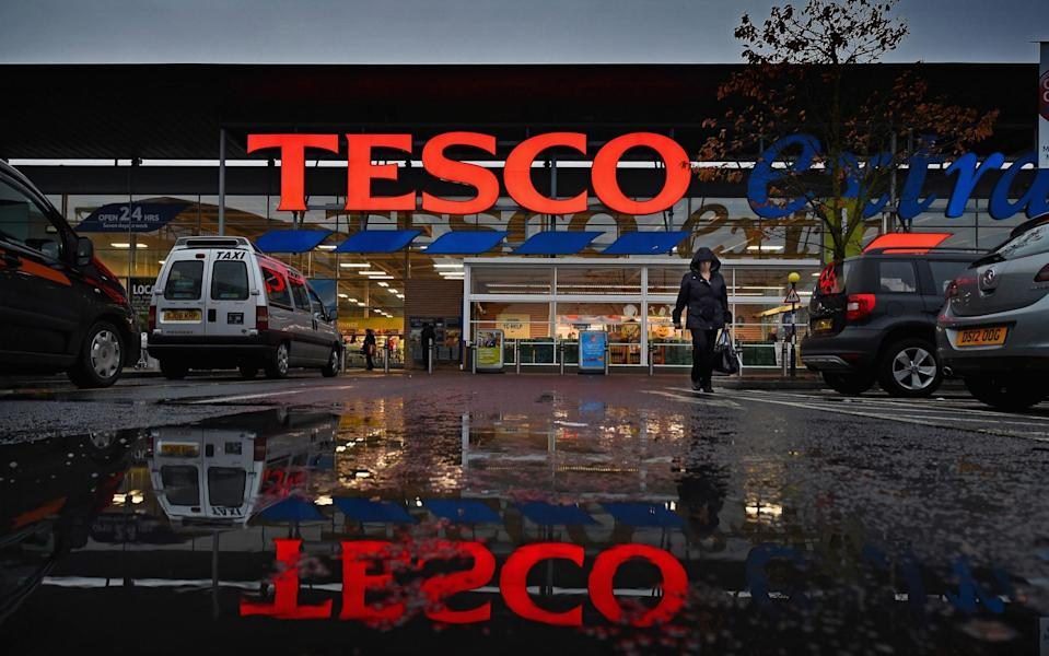 Tesco managerAbdoul El Gorrou was sacked after manhandling and restraining a shoplifter in June 2019 - Tesco manager Abdoul El Gorrou was sacked after manhandling and restraining a shoplifter in June 2019