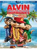 Alvin and the Chipmunks: Chipwrecked Box Art