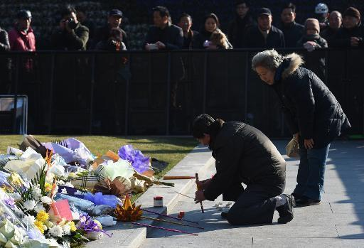 China New Year crush victims mainly young women
