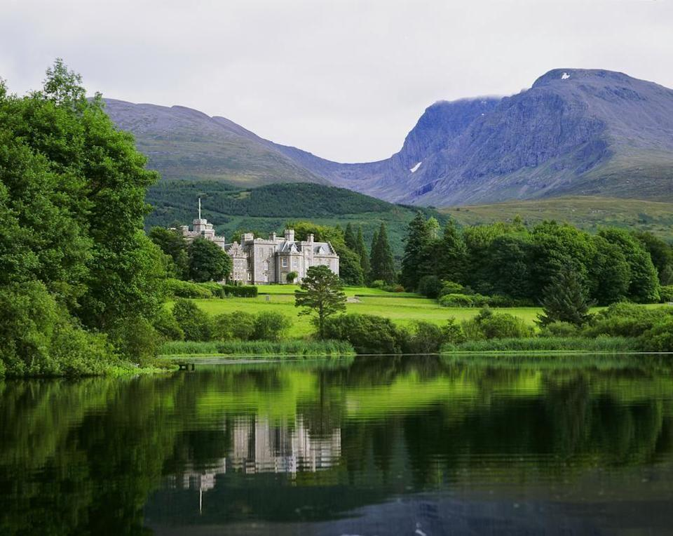 """<p>Few Scottish castle hotels (or any other hotels for that matter...) are quite as grand as <a href=""""https://go.redirectingat.com?id=127X1599956&url=https%3A%2F%2Fwww.booking.com%2Fhotel%2Fgb%2Finverlochy-castle.en-gb.html%3Faid%3D2070929%26label%3Dcastle-hotels&sref=https%3A%2F%2Fwww.countryliving.com%2Fuk%2Ftravel-ideas%2Fstaycation-uk%2Fg35418369%2Fcastle-hotels%2F"""" rel=""""nofollow noopener"""" target=""""_blank"""" data-ylk=""""slk:Inverlochy Castle"""" class=""""link rapid-noclick-resp"""">Inverlochy Castle</a>. Firstly, you have the setting – on the edge of its own loch and right in the shadow of Ben Nevis. Secondly, you have the castle itself – a 19th-century fairytale of a place quite literally fit for kings and queens (Queen Victoria declared that she 'never saw a lovelier or more romantic spot' after her visit in 1873).</p><p>The restaurant takes food very seriously. Dress the part and you can indulge in dining by Michel Roux Jr as you get comfy in period furniture gifted by the King of Norway.</p><p><a href=""""https://www.redescapes.com/offers/scottish-highlands-fort-william-inverlochy-castle-hotel"""" rel=""""nofollow noopener"""" target=""""_blank"""" data-ylk=""""slk:Read our review of Inverlochy Castle"""" class=""""link rapid-noclick-resp"""">Read our review of Inverlochy Castle</a></p><p><a class=""""link rapid-noclick-resp"""" href=""""https://go.redirectingat.com?id=127X1599956&url=https%3A%2F%2Fwww.booking.com%2Fhotel%2Fgb%2Finverlochy-castle.en-gb.html%3Faid%3D2070929%26label%3Dcastle-hotels&sref=https%3A%2F%2Fwww.countryliving.com%2Fuk%2Ftravel-ideas%2Fstaycation-uk%2Fg35418369%2Fcastle-hotels%2F"""" rel=""""nofollow noopener"""" target=""""_blank"""" data-ylk=""""slk:CHECK AVAILABILITY"""">CHECK AVAILABILITY</a></p>"""